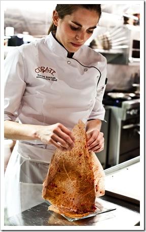 Exec chef Katie Button _ Panuelo de Chocolate