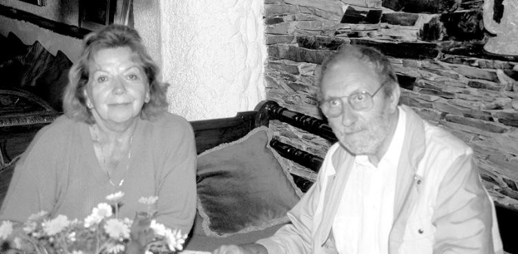 Marketta y Hans Schilling
